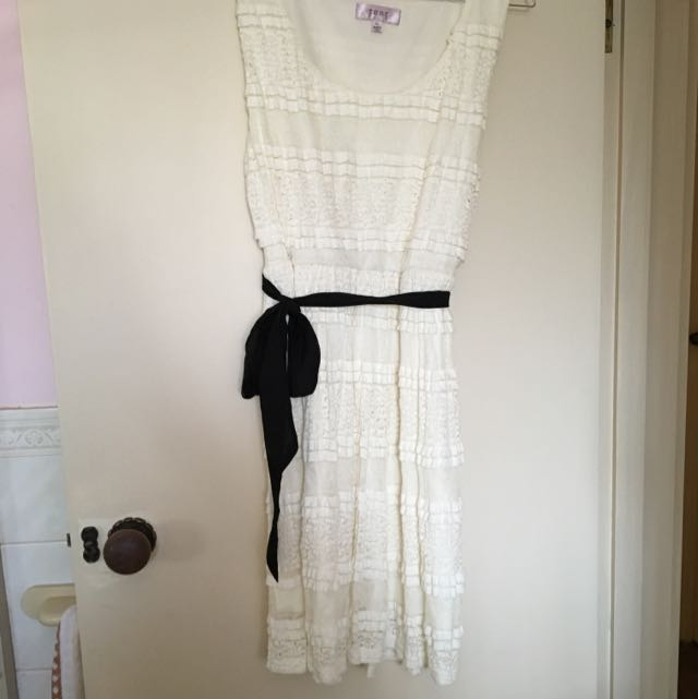 Lace Spring/Summer Dress