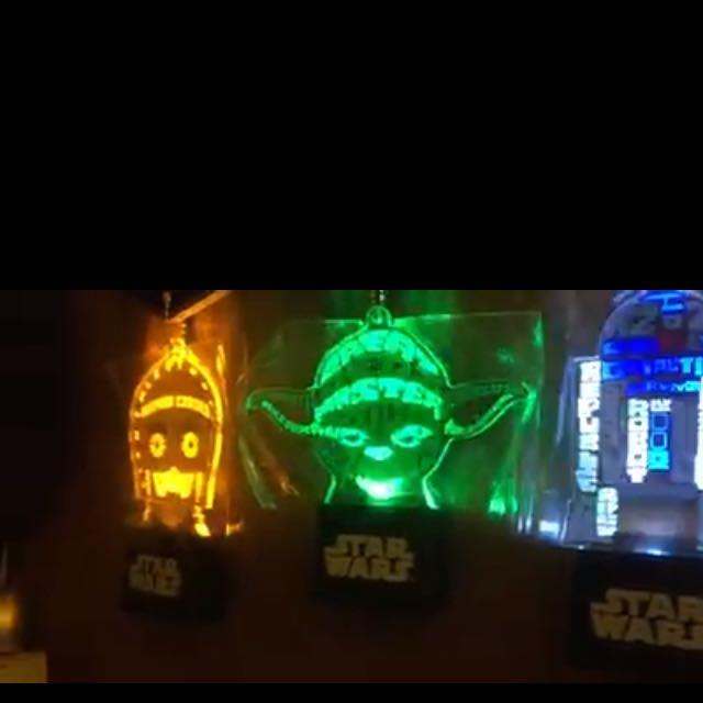 星際大戰-LED燈