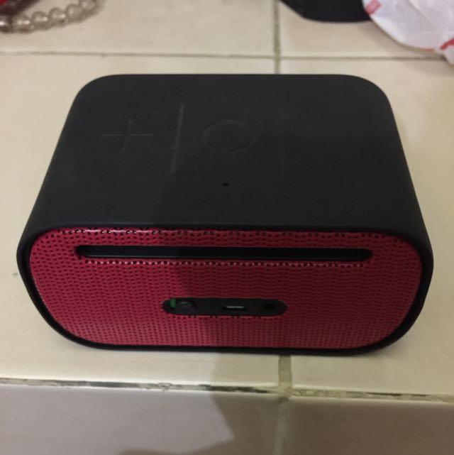 Logitech UE Mini Boom (Bluetooth Speaker)