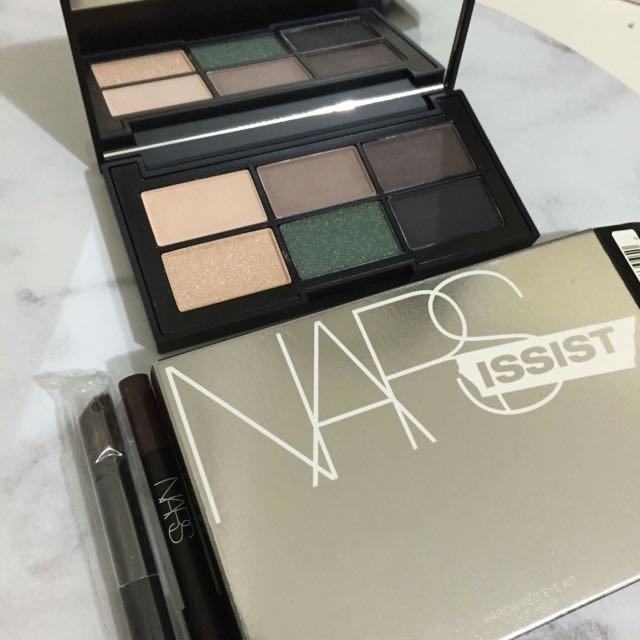 NARSISSIST HARDWIRED EYE KIT (LIMITED EDITION)