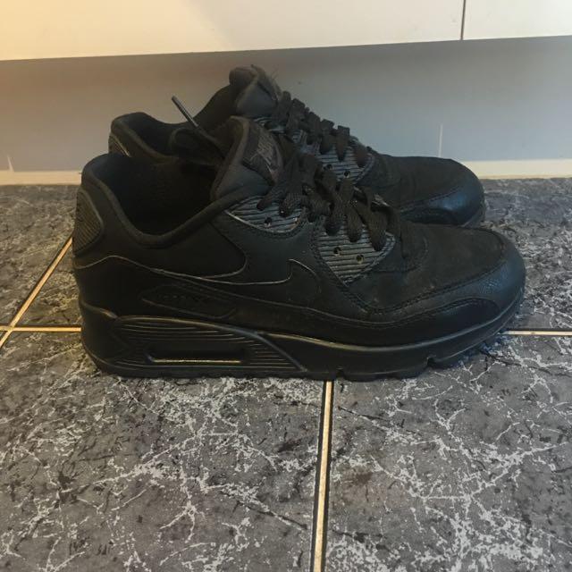 Nike Air Max Leather Black