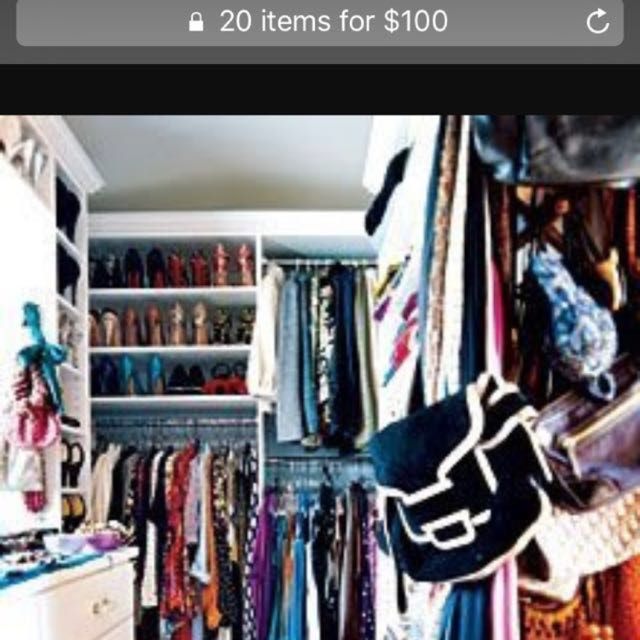 On All Items Up To $20