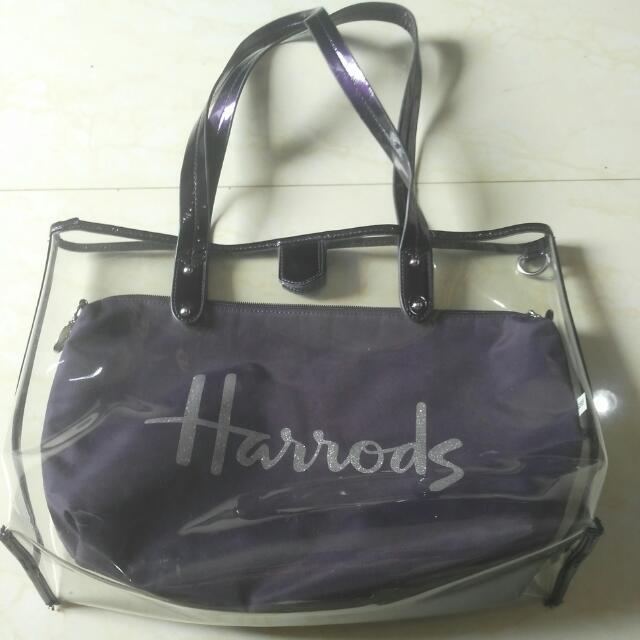 Original Harrods Bag