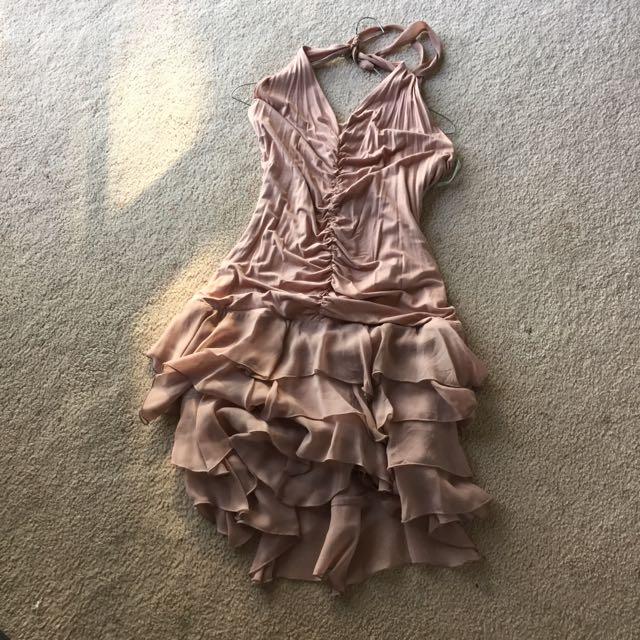 Plush Pink Alannah Hill Mini Dress