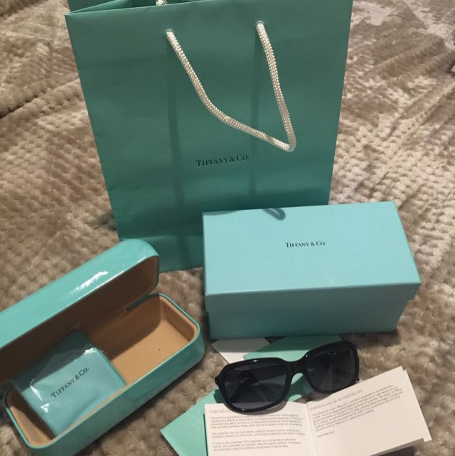 Pre-loved Tiffany Sunnies/sunglasses