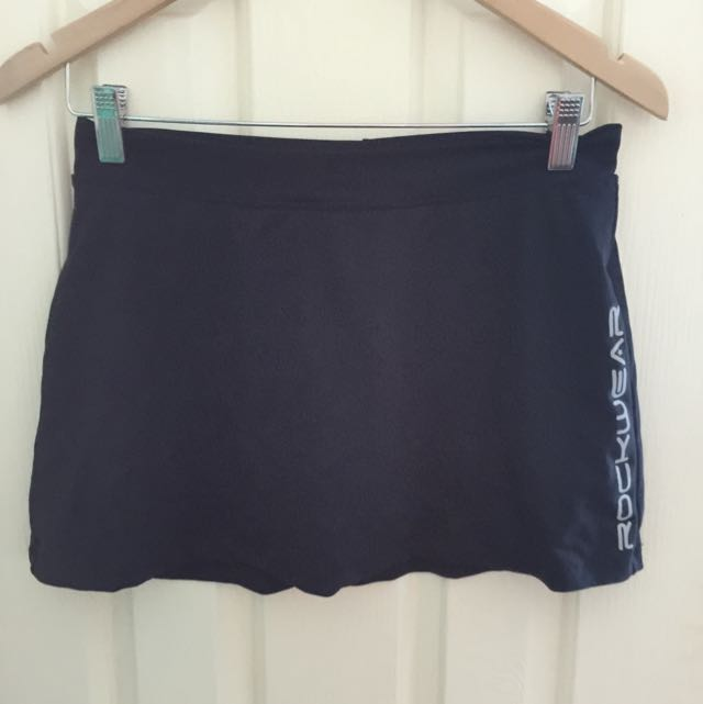Rockwear Skirt Shorts
