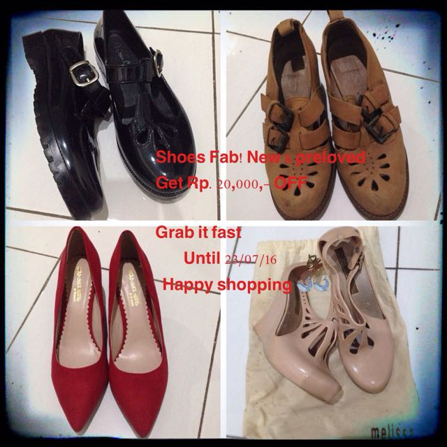 Shoes New & Preloved