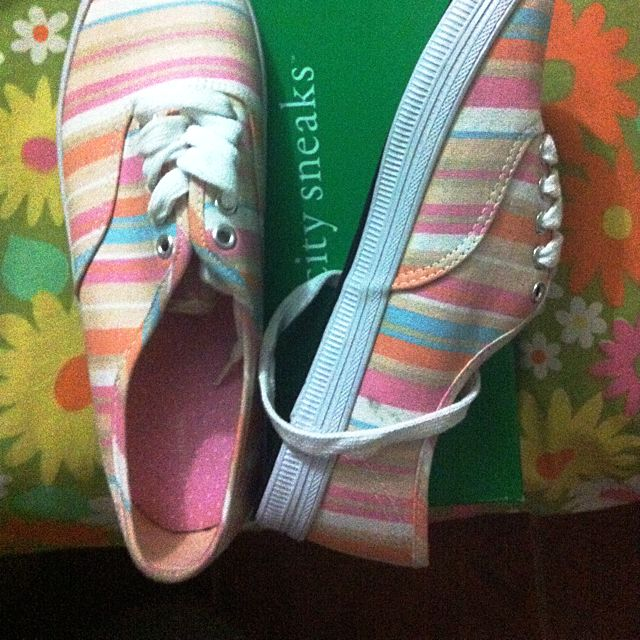 Sneakers - Stripes From Payless