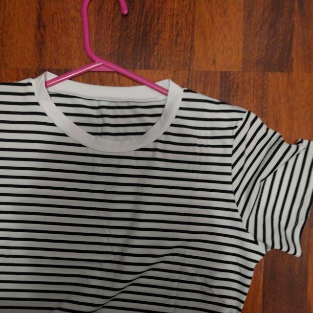 Stripe Shift Dress (Medium)