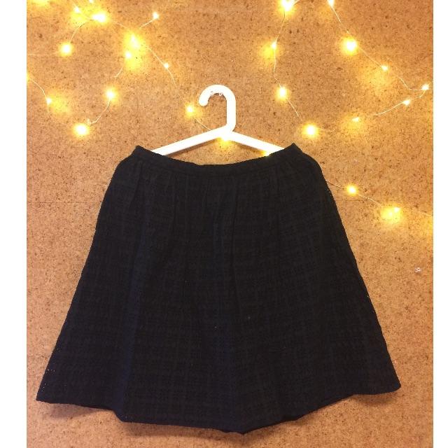 Uniqlo Lace Skirt