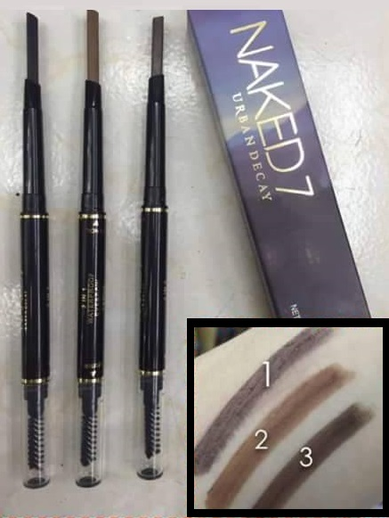 Urban Decay Naked 7 Eyebrow Pencil