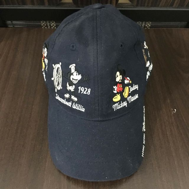 Vintage Mickey Mouse Cap