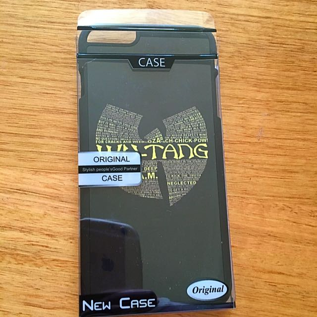 Wu Tang iPhone 6+ Case