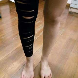 Funky Slash Leggings