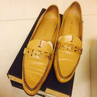 《二手》Prada 復古女鞋