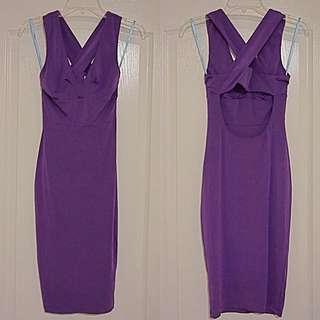Marciano Cross Back Dress