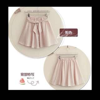 New Fairyland Plaid Skirt (skort)