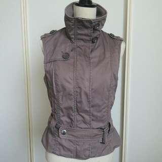 Esprit Ladies Body Warmer Vest Size 10