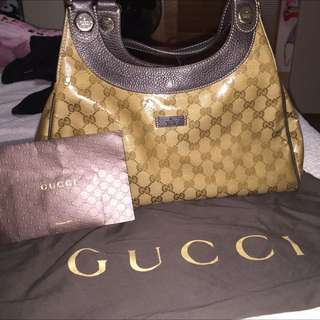 (Reduced $450) Authentic Gucci Handbag