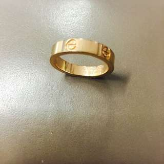 Replica Cartier love Ring