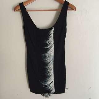 Black Singlet/shirt