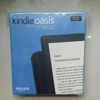 Amazon Kindle Oasis (Black Colour)