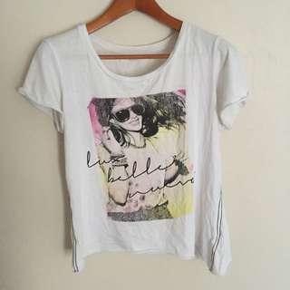 Jay Jays White Shirt