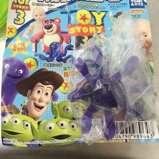玩具總動員裡的章魚