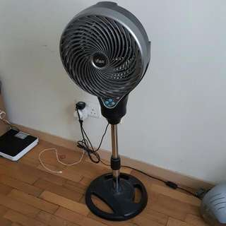 "iFan 10"" Air Circulator Stand Fan With Oscillation IF7619"