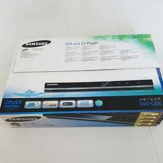 Samsung DVD-C360
