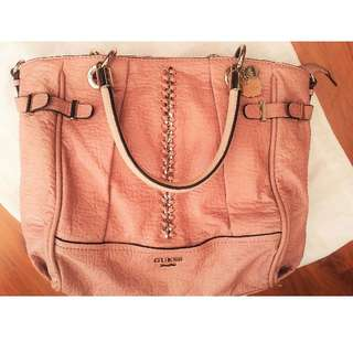 Guess Soft Pink Bag