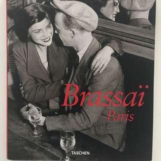 Taschen Brassai Paris Hardback Large Book