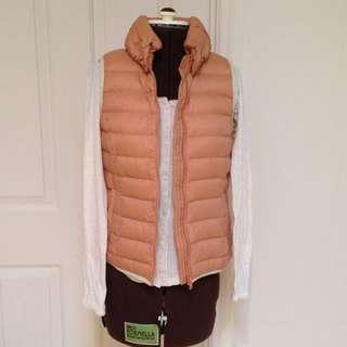 Esprit Down Vest Size 6
