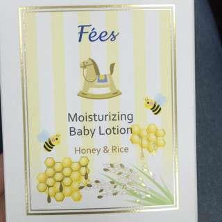 【Fees法緻】嬰兒滋潤保濕乳液-蜂蜜米300ml