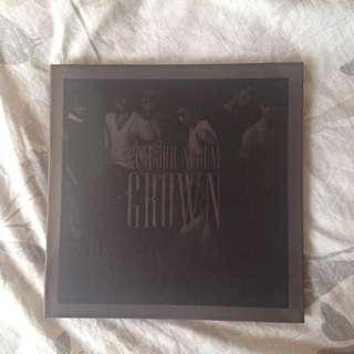 2PM 3rd Album: Grown