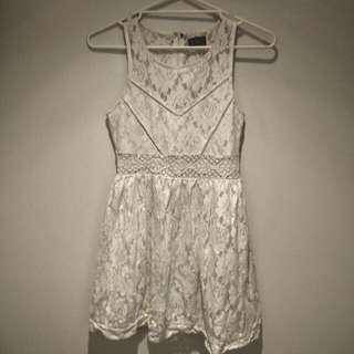 White Dress Dotti