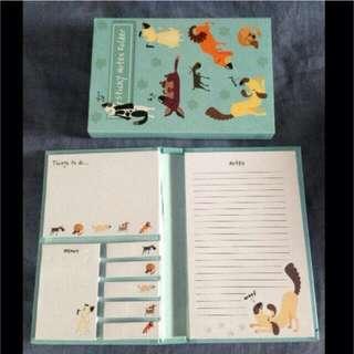 Sticky notes Notebook