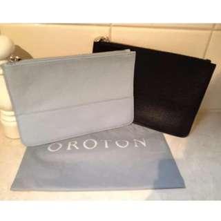 Oroton Entourage Clutches