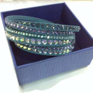 Slake Green Deluxe Bracelet