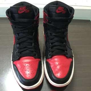 Air Jordan 1 bred 2013