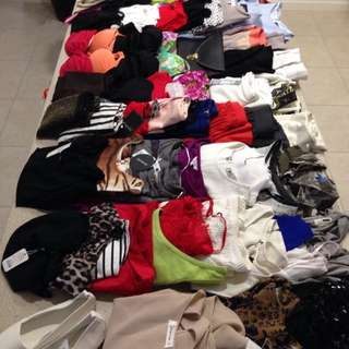 Massive Bundle New & Pre Owned-Asos,Misguided,Boohoo,Angel Biba. Temt, Paint It Red, Mink, Indikah, Fiorucci, Mia + More