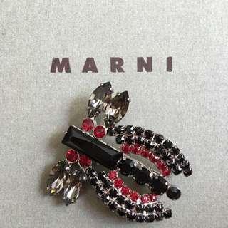 BN Marni Exclusive Brooch