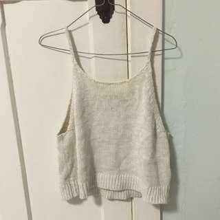 Sportsgirl Knitted Singlet
