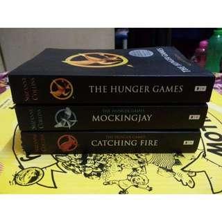 REDUCE PRICE Hunger Games Set