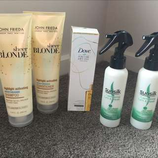 HAIR CARE ALL BRAND NEW