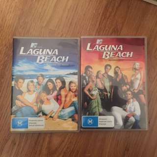 Laguna beach season 1 & 2