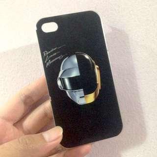 Daftpunk Customize Case For iPhone 4/4s