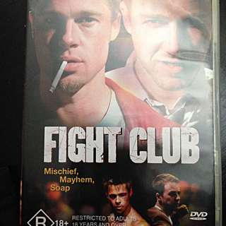 DVDs: Fight Club & The International