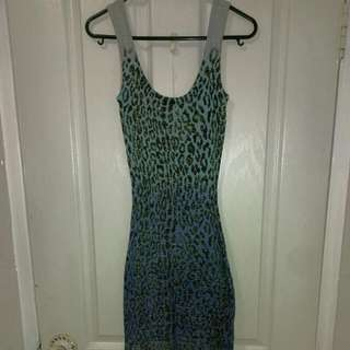 ON HOLD Authentic Guess Ombre Bodycon Dress