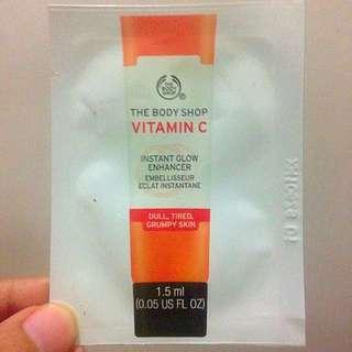 The Body Shop Vitamin C Sample Size